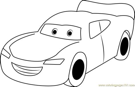 Kleurplaat Lightning Mcqueen by 45 Lightning Mcqueen Coloring Pages Pdf Coloring Pages Of