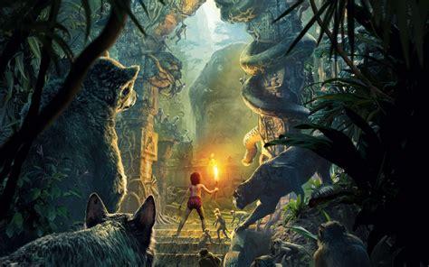 wallpaper jungle book  movies movies