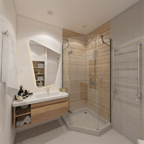 Modern Bathroom Looks by Small Bathroom Design Ideas With Awesome Decoration Which