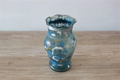 Mexican Glass Vases by Vintage Mexican Glass Vases At 1stdibs
