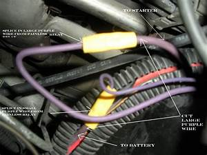 Diagram For Chevy Starter Relay