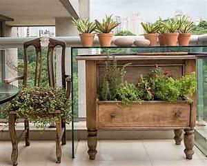 objets de recuperation en decoration l39art d39embellir le With superior idee deco terrasse jardin 9 decoration bureau ancien