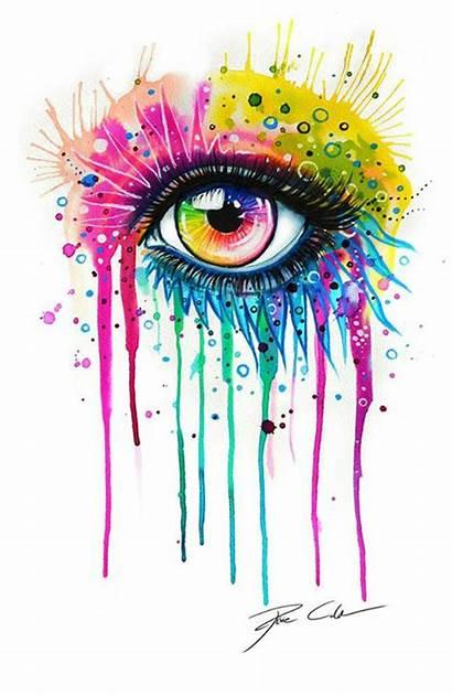 Eyes Eye Rainbow Ojo Pixie Cold Ojos