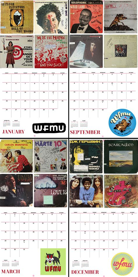wfmu irwin chusid playlist march