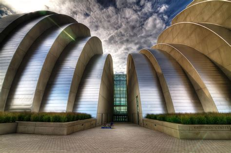 Kauffman Center Of Performing Arts  Kansas City, Mo (890nst