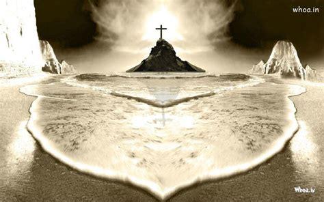 amazing christian cross wallpaper hq