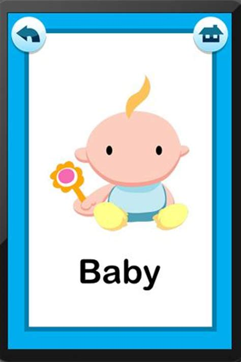 Amazoncom Baby Flash Cards Appstore For Android