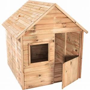Cabane En Bois Pour Enfant : cabane marina pour enfant 1304941 jardin piscine ~ Dailycaller-alerts.com Idées de Décoration