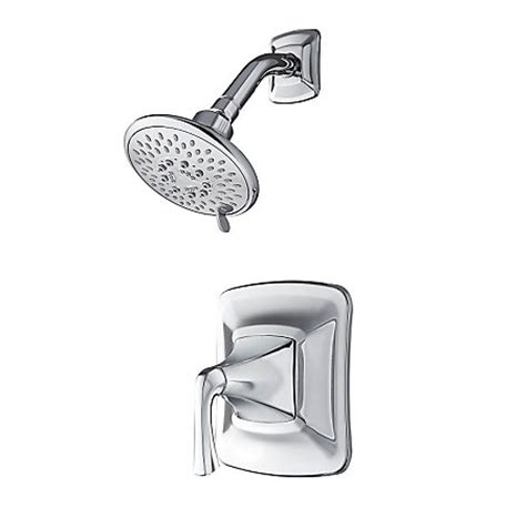 polished chrome selia 1 handle shower only faucet 8p5