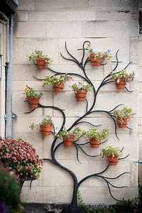 Decoration Murale Exterieur En Fer : d co mur ext rieur jardin voici 15 id es qui sauront vous inspirer ~ Melissatoandfro.com Idées de Décoration