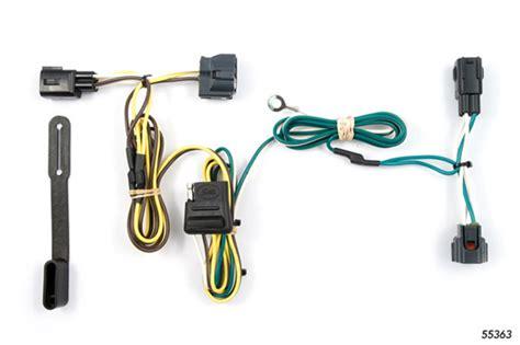 Jeep Wrangler Wiring Kit Harness Curt Mfg