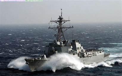 Navy Burke Arleigh Class Destroyer Wallpapers Ships