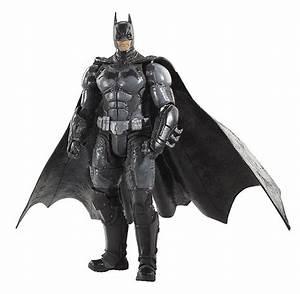 Mattel Reveals 'Batman: Arkham Origins' Batman And ...