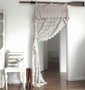 doorway curtain instead of closet door curtains With fabric doorway curtains