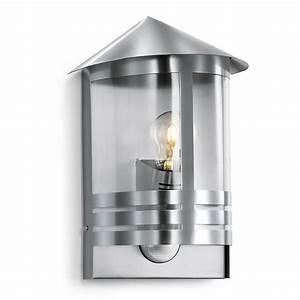 Steinel Lampe Bewegungsmelder : l 170 s au enleuchten steinel ~ One.caynefoto.club Haus und Dekorationen