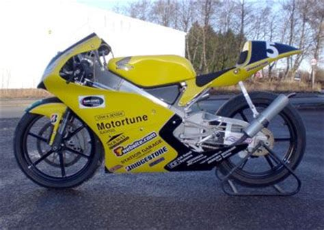 honda rs125 rs125 ex chris palmer 2004 tt ulster gp winner classic motorcycles