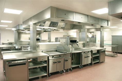 commercial kitchen island 4 ideas for commercial kitchen design modern kitchens