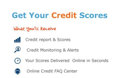credit reports from all 3 bureaus get your free credit