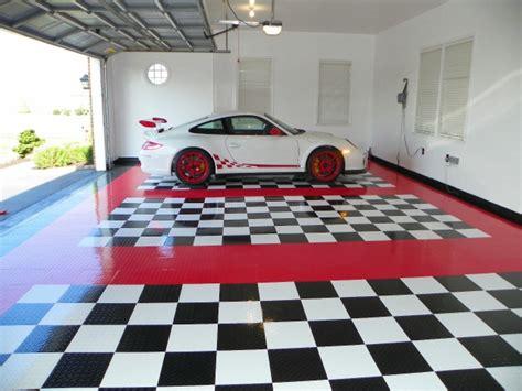 racedeck vloer neuer garagenboden aus den usa firmenpresse
