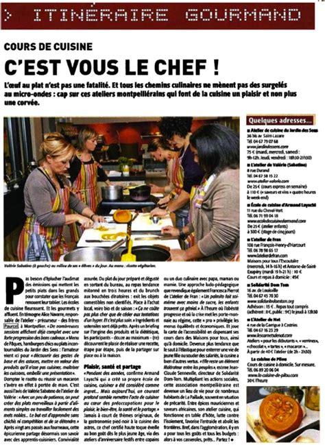 ecole cuisine montpellier montpellier cuisine pas moins de 7 écoles pour