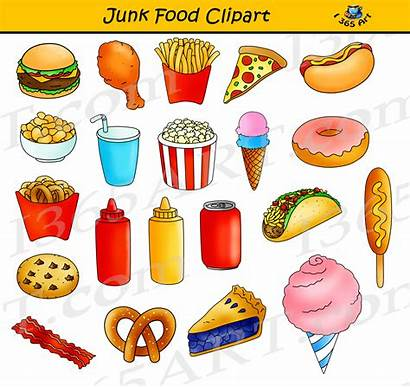 Junk Clipart Healthy Vs Fast Graphics Junkfoods
