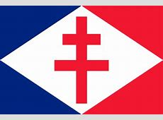 The Free French naval jack vexillology
