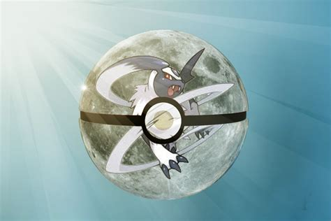 pokeball absol by roebot01 on deviantart