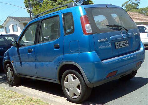 Suzuki Ignis Picture by 2003 Suzuki Ignis Pictures Information And Specs Auto