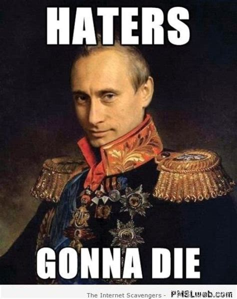 Haters Gonna Meme Russia Meanwhile In Russia Pmslweb