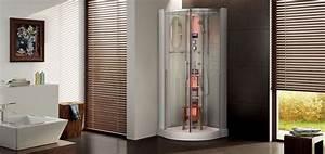 Gartensauna Mit Dusche : infrarotkabine kombiniert mit dusche verschiedene design inspiration und ~ Whattoseeinmadrid.com Haus und Dekorationen