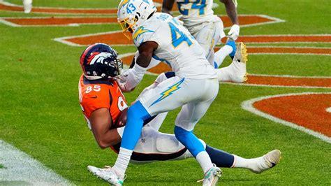 Broncos' Albert Okwuegbunam suffers season-ending knee ...