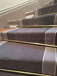 rue notre dame des victoires dmt specialiste du tapis With tapis de marches d escalier