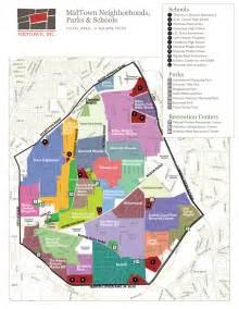 Columbus Ohio Neighborhood Map