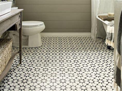 Bathroom Tile Ideas Floor by Black And White Bathroom Designs Vintage Bathroom Floor