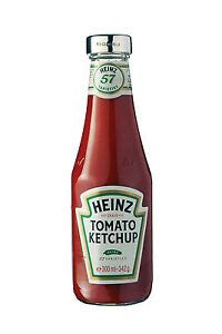 SOLID SILVER HEINZ KETCHUP / TOMATO SAUCE LID / TOP ...