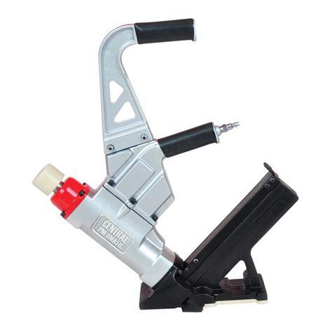 2 in 1 flooring air nailer stapler