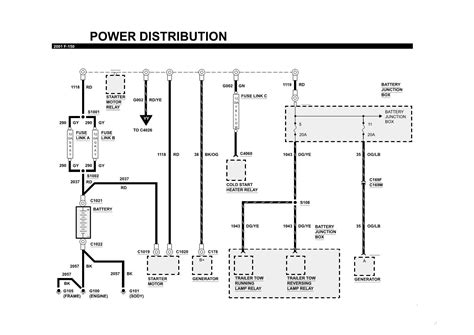 86 Ford Tauru Wiring Diagram by I A 2001 Ford F150 5 6 V8 I Get No Spark To The