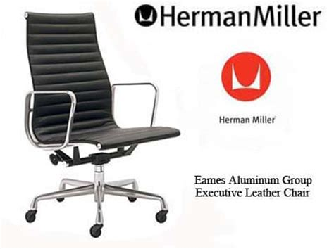 herman miller setu chair brochure eames aluminum executive office task desk chairs by
