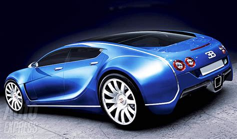 Fastest 4 Door Car by Bugatti 4door Veyron Classic Cars Today