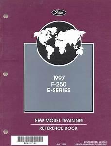 1997 Ford Econoline Van  U0026 Club Wagon Electrical