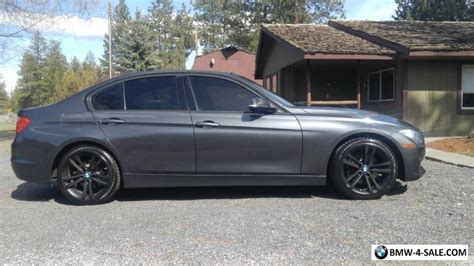 2012 Bmw 3-series M-sport & Premium Package For Sale In
