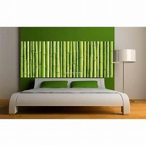 Tete De Lit Bambou : d co chambre tete de lit ~ Teatrodelosmanantiales.com Idées de Décoration