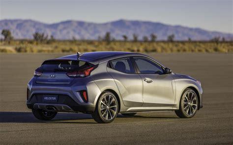Hyundai Veloster by 2019 Hyundai Veloster Revealed Performance Veloster N