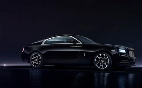 2017 Rolls Royce Wraith And Ghost Black Badge First Drive