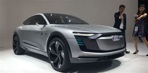 audi elaine  aicon level    autonomous vehicles