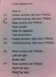 Fuse Panel Diagram Needed  2007 997 1 4s Cpe - Rennlist