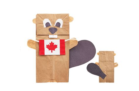9 awesome canada day crafts for 214 | beaver gallery