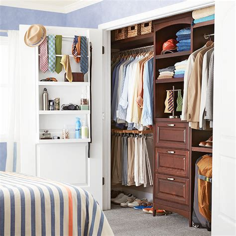 Closet Organization Ideas For Him & Her