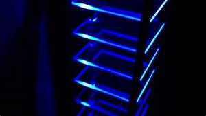A Sonos Custom Led Backlit Rack By Sonic Interiors