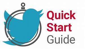 Twitter Quick Start Guide  U2013 Connected Blog